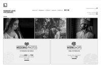 Home de la web de Mariano Leiva Fotógrafo, realizado por La Vuelta Web