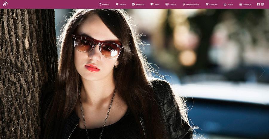 la-vuelta-web-design-desarrollo-sitio-nueve-fotografia-audiovisual-arte-buenos-aires-menu