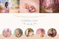 Portada de la web de Sole Scussolin, fotógrafa newborn, maternidad y familia, diseñado y desarrollado por lavueltaweb.com