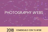 webs fotoógrafos, nuevos diseños LAVUELTAWEB